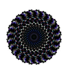 IMG_7166 (thedevilschips) Tags: art photoshop peace mandala connected