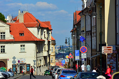 Streets of Prague (1) (Caulker) Tags: prague district strahov 09052016