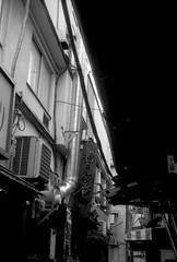(stria) (Dinasty_Oomae) Tags: street blackandwhite bw monochrome tokyo blackwhite outdoor  pathway akabane kitaku         taiyodo taiyodokoki beautycamera  35 beautysuper35 35 beauty35super