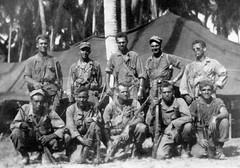 The Alamo Scouts after the Raid at Cabanautan, February 1945 [1419995] #HistoryPorn #history #retro http://ift.tt/1NYhCc6 (Histolines) Tags: history retro scouts timeline after february raid alamo 1945 the vinatage historyporn histolines cabanautan 1419995 httpifttt1nyhcc6