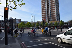 DSC_4412 Great Eastern Street Confusing New Cycle Superhighway Crossing (photographer695) Tags: street new crossing great cycle eastern superhighway confusing