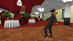 Steppin' at the Seraph Mothers Day (Holocluck Henly) Tags: secondlife dieselpunk holodoc holocluck seraphclub