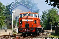 Cne517 con Treno dei Sapori Trenord (Daniele Monza) Tags: cne trenodeisapori trenord