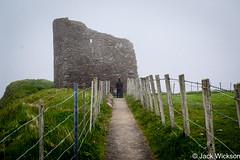 DSC_4240.jpg (tiggleton) Tags: scotland tonal tone castle mist perspective symetry depthoffield wick old oldwickcastle caithness