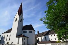 Kirche Hll. Pankraz und Zeno in Feldkirch-Altenstadt (Katholische Kirche Vorarlberg) Tags: feldkirch kirche zeno altenstadt pankraz