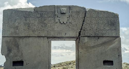 Bolivia, Tiwanaku #5