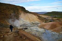 Krisuvik (libscouse) Tags: iceland sulphur steam