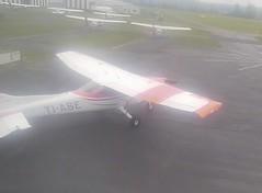 Cessna 182 Skylane TI-ABE Harvey Airfield webcam capture (AirportWebcams.net) Tags: washington webcam harvey capture cessna airfield snohomish 182 skylane s43 tiabe