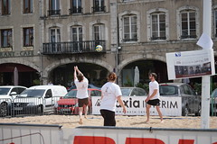 beach volley pont a mousson 2016 (ghislain.damorin) Tags: beachvolley pontamousson sport compétition damorin goncalves entreprise peinture artisan peintre deco intérieur façade