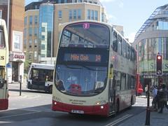 ' Western Rd, Brighton on 1A (1280x960) (dearingbuspix) Tags: route1 430 brightonhove goahead sirjackhobbs bf12kxj