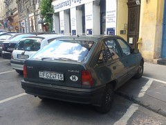 Daewoo Racer (AndrewCarSpotter98) Tags: hungary daewoo daewooracer