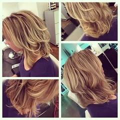 Smoothing Treatments (xhenislevack) Tags: hairsalon hairextensions smoothingtreatments hairsalonhuntersvillenc hairsalonbirkdalevillage