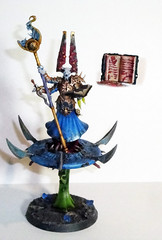 Gaunt Summoner (Roganzar) Tags: chaos warhammer gamesworkshop gaunt summoner tzeentch ageofsigmar