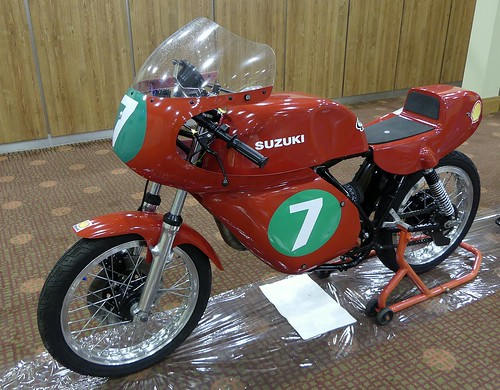 1977 Suzuki TS250B Vic Camp 249cc