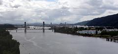from St Johns Bridge 3 (Franklyn W) Tags: oregon portland pacificnorthwest pdx pnw willametteriver northportland stjohnsbridge twitter tumblr