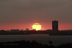 Arrossire .... (Simo_SCRIC_Corrao Eagle Eye79) Tags: sea sun sunrise mare miami sole feelings sentimenti