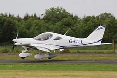 G-CILL-Eshott-19-06-2016 (swbkcb) Tags: eshott speedwing ng5 gcill greatnorthflyin bristell