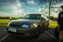 Saab (Alexzpro) Tags: car canon angle sweden wide tokina bil sverige saab nevs vidvinkel 550d 1116mm saabotage