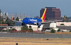 Southwest Airlines | Boeing 737-700 (BBJ/C-40 Clipper) | N560WN (Vitaliy Lobanov) Tags: aereo aeroplane aeroplano aircraft airplane airport avia aviao aviation avion spotting sanjose sjc ksjc planespotting plane