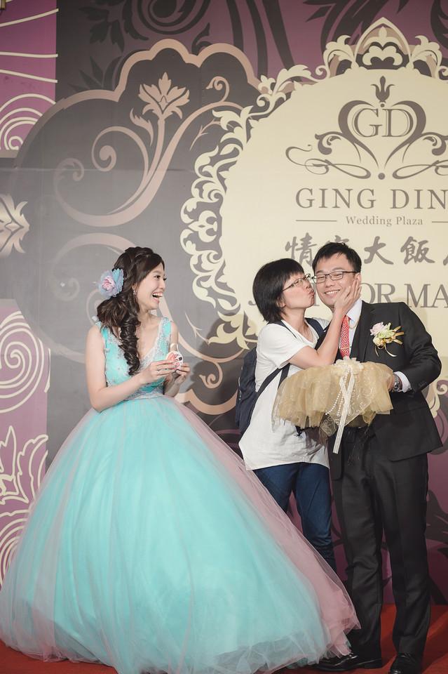 婚禮攝影-台南情定婚宴城堡永康館-62