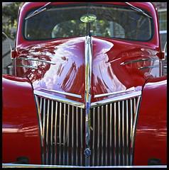 Red V8: Deland 2016 #7 (hamsiksa) Tags: cars automobiles vehicles 1930s 20thcentury detroit detroitiron american customs hotrods restorations toysforbigboys americanfolkart