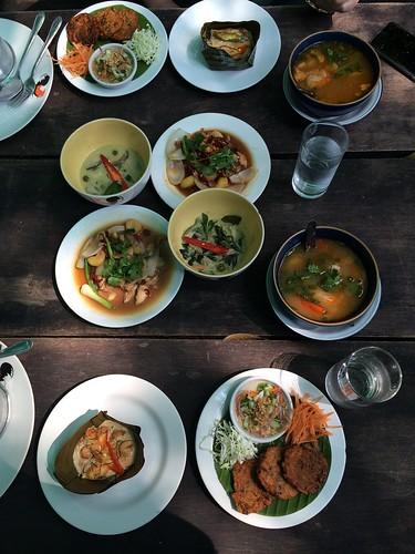 TL 2219 - Gap's Culinary Art School, Chiang Mai