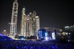 Ed Sheeran @ Dubai Media City Amphitheatre