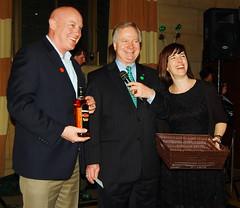 Liam Sweeney, Judge Cunningham & Siobhan Lyons