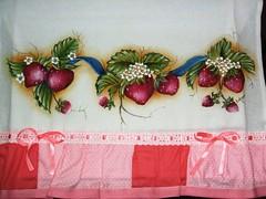 morangos (LID ARTS) Tags: de em prato panos pintura tecido