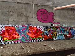 Baer Jon5 Maska (always_exploring) Tags: graffiti pop baer btr ase maska jon5 bayareagraffiti