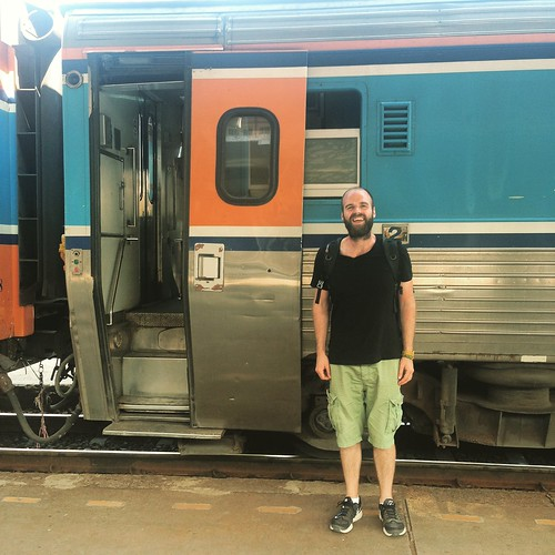 Train from Chiang Mai to Phitsanulok, 6 hours