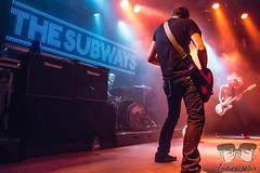 The Subways @ Sala Bikini (Barcelona, 18/03/2015)