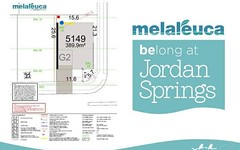 Lot 5149 MELALEUCA VILLAGE, Jordan Springs NSW