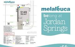 Lot 5149 MELALEUCA VILLAGE, Jordan Springs NSW
