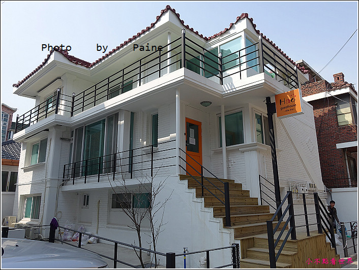 首爾弘大 hao guesthouse (1).JPG