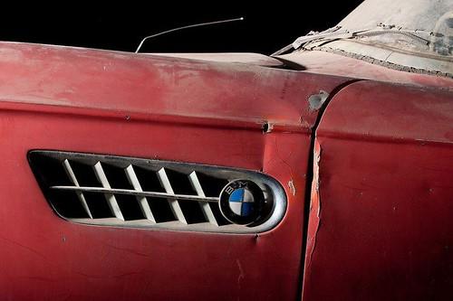 BMW 507 Элвиса Пресли