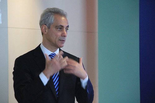 Rahm Emanuel, From FlickrPhotos