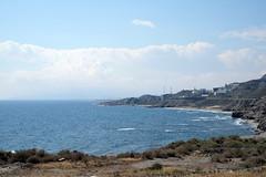 costa de Almeria, playas negras (aladol1) Tags: spain costacalida costadealmeria