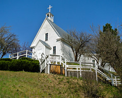 St Joseph's (JuneBugGemplr) Tags: churches idaho idahocity