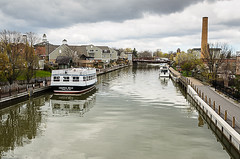 DSC_2215 (Al Fontaine) Tags: new york ny canal state erie barge waterway fairport nikond7000
