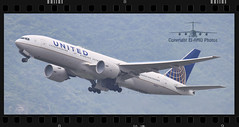 N78004 (EI-AMD Photos) Tags: airport photos aviation united hong kong lap boeing airlines 777 hkg kok chek vhhh n78004 eiamd