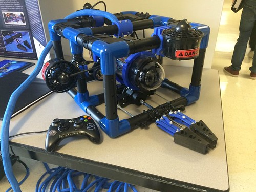 Delta Engineering Team MATE ROV 2016