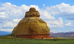 Church Rock (Utah) (Trevi971(Amateur !)) Tags: utah sandstone churchrock