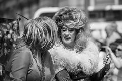 (Jemma Graham) Tags: street uk gay england blackandwhite bw festival birmingham candid central documentary pride rps gaypride