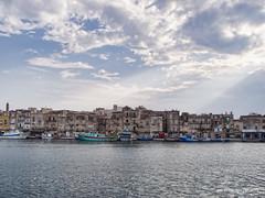 Old City (NIKOZAR (Nicola Zaratta)) Tags: mare barche porto puglia taranto olympusxz1 cittàvechia