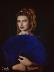"""The Acrobat"" with Maria of M&M fashion bites (SpirosK photography) Tags: portrait fashion costume photoshoot circus maria athens greece whip acrobat whiterabbit ελλάδα αθήνα εξάρχεια spiroskphotography mmfashionbites"