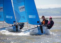 DSC07708-e.jpg (Mac'sPlace) Tags: west club kirby sailing racing firefly dinghy westkirby 2016 wilsontrophy wksc