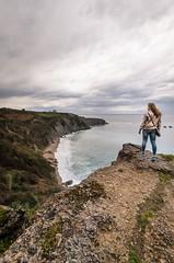 Serines (Julin Martn Jimeno) Tags: costa mar nikon playa gijon villaviciosa acantilado cantabrico 2016 cantabrica ora laora rutaverde d7000 caminalaora serines