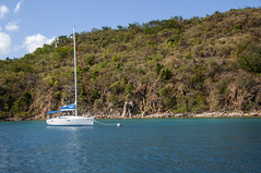 Sailboat BVI (Alida's Photos) Tags: island caribbean bvi britishvirginislands sailling