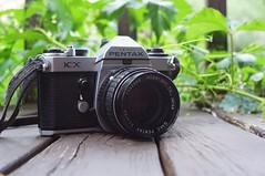Pentax KX (rolandmks7) Tags: camera 50mm pentax f14 filmcamera kx pentaxkx smcpentax sonynex5n